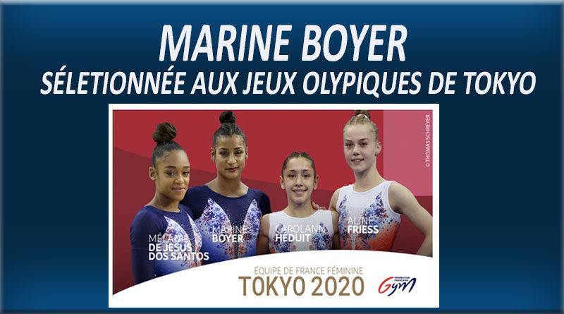 Marine BOYER TOKYO